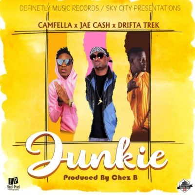 Camfella ft Jae Cash & Drifta Trek - Junkie (Prod. by Chez Bee)