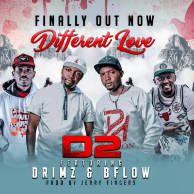 D2 ft Drimz & B-flow - Different love (Prod. by Jerry Fingers)