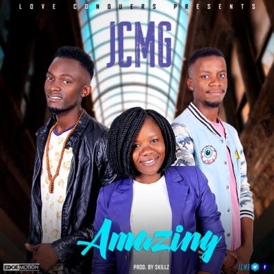 JCMG - Amazing (Prod by Skillz)