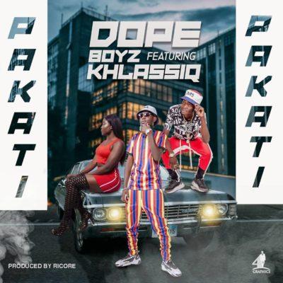 Dope Boys ft. Khlassiq - Pakati(Prod. by Ricore