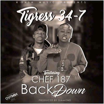 Tigress 34-7 ft Chef 187 - Back Down (Pro.By Diamond)