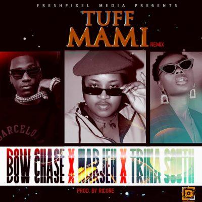 Narjeh ft Bow Chase & Trina South - Tuff Mami (Remix) Prod. by Ricore